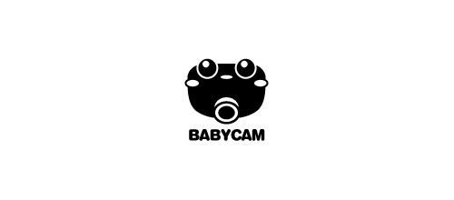 thiết kế logo Babycam